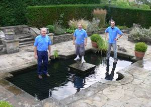 more reasons to choose the safadeck pond safety system